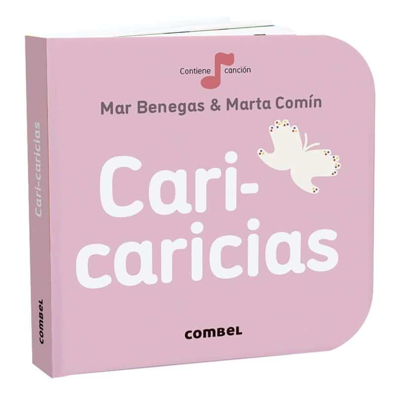 Cari-caricias libros música