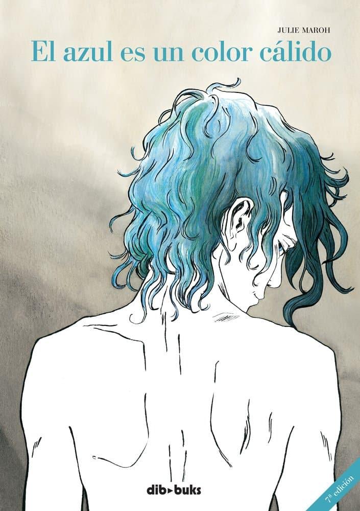 El azul es un color cálido novelas LGTBI