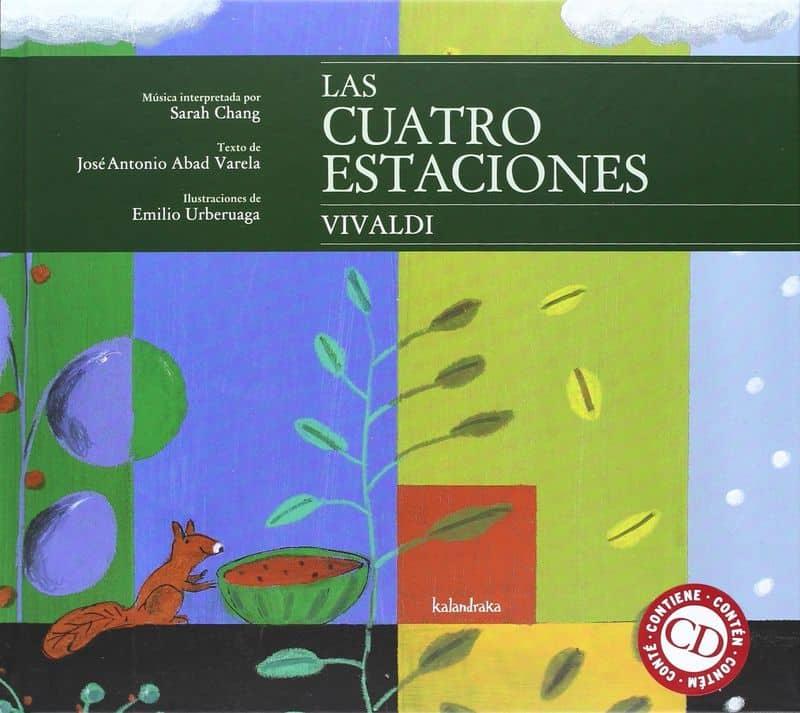 Las cuatro estaciones. Vivaldi
