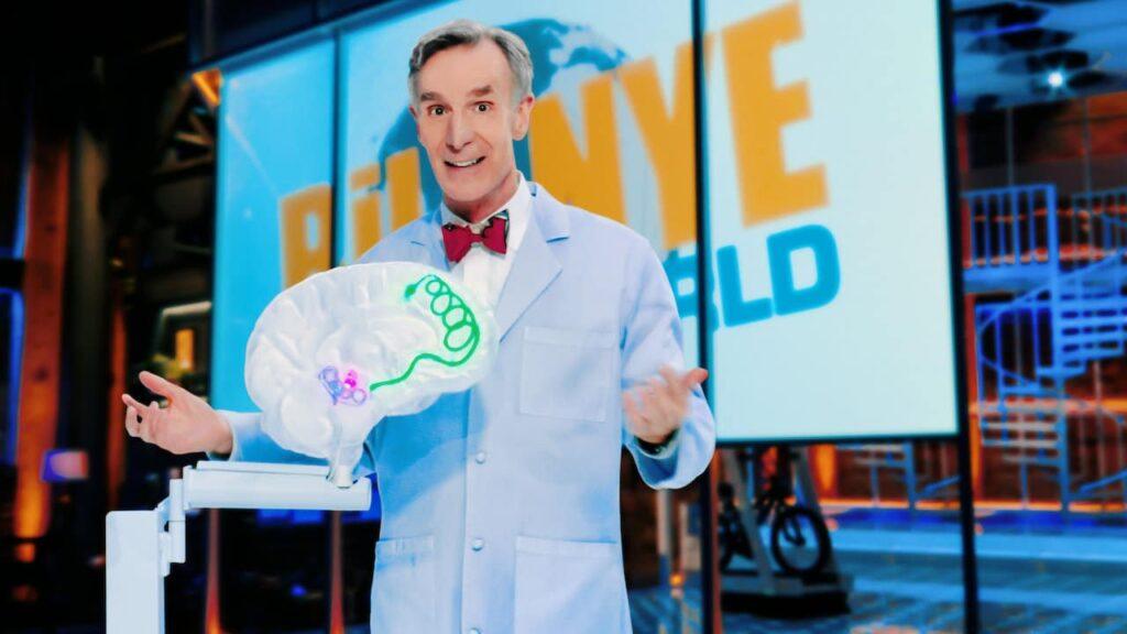 Bill Nye salva el mundo