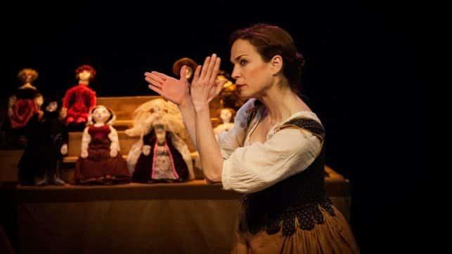 Quijote femenino obra de teatro