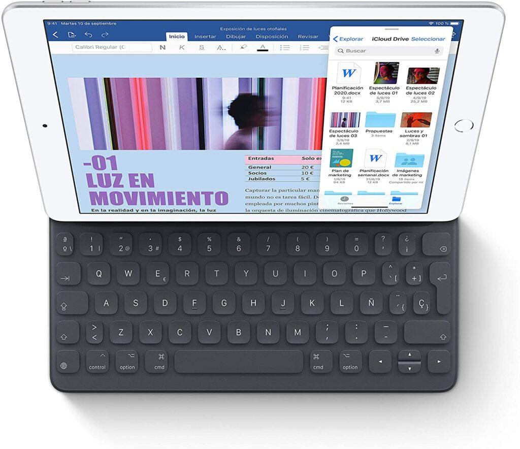 Apple iPad 2019 Tabletas con teclado incluido