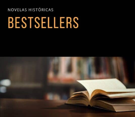 Novelas históricas bestsellers