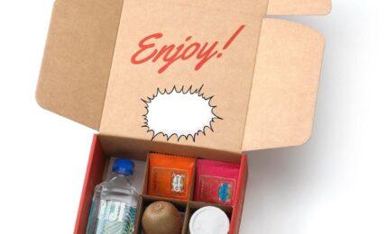 La caja digital sorpresa