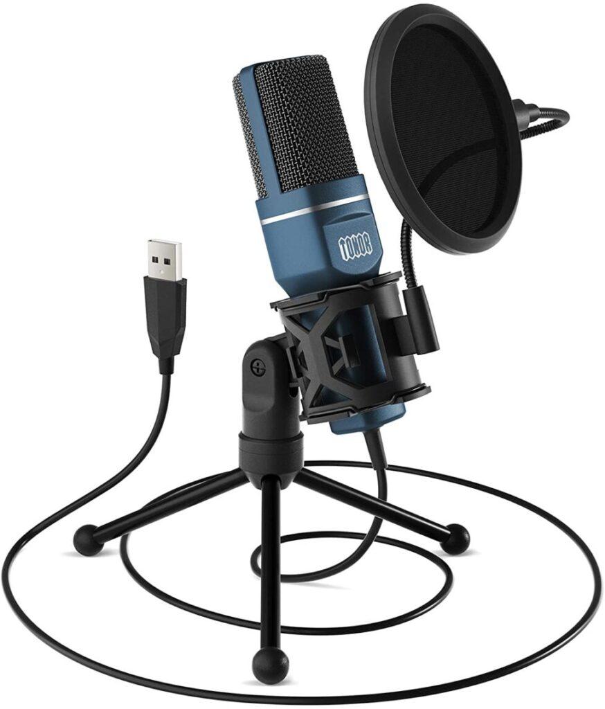 Tonor TC-777 micrófonos para hacer podcast