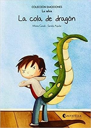 La cola de dragón - cuento infantil