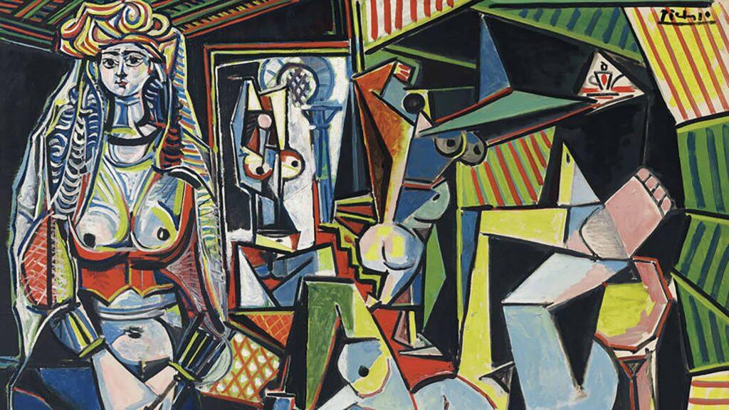 Arte en el mundo contemporáneo