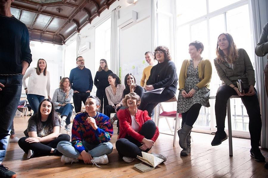 TeamLabs y Mondragon Unibertsitatea: Diploma de Especialización en Nuevos Roles para el Aprendizaje en Educación.