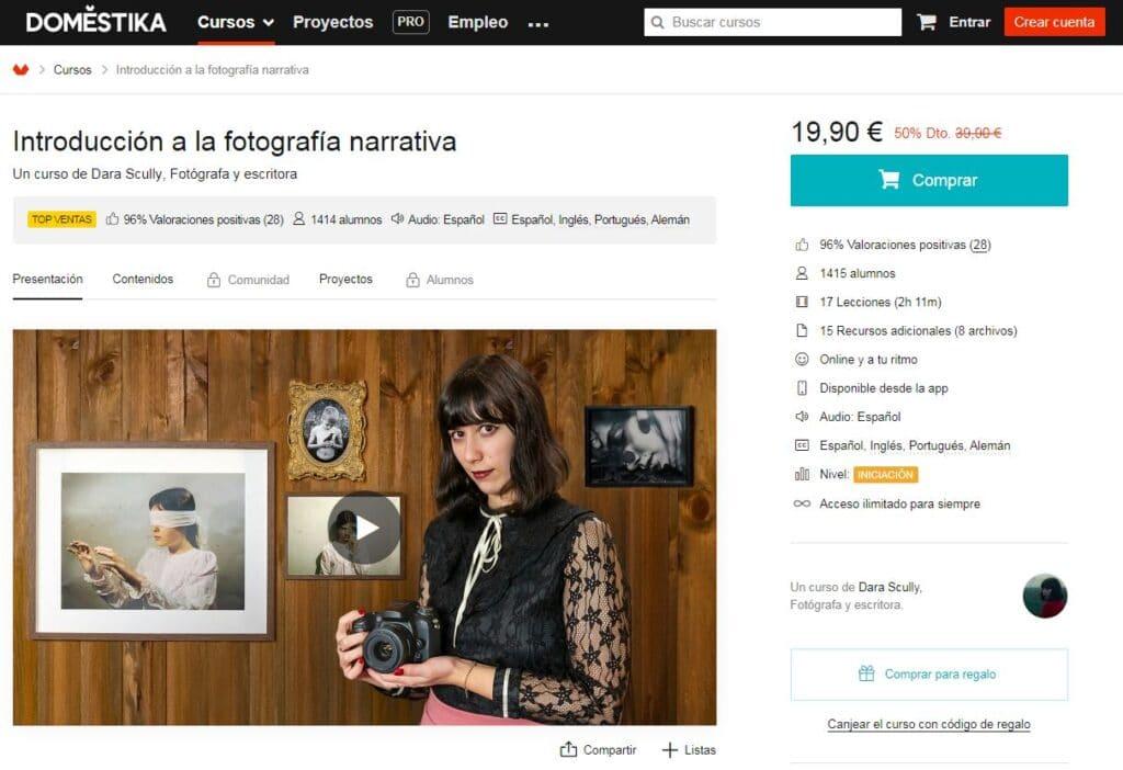 Introducción a la fotografía creativa