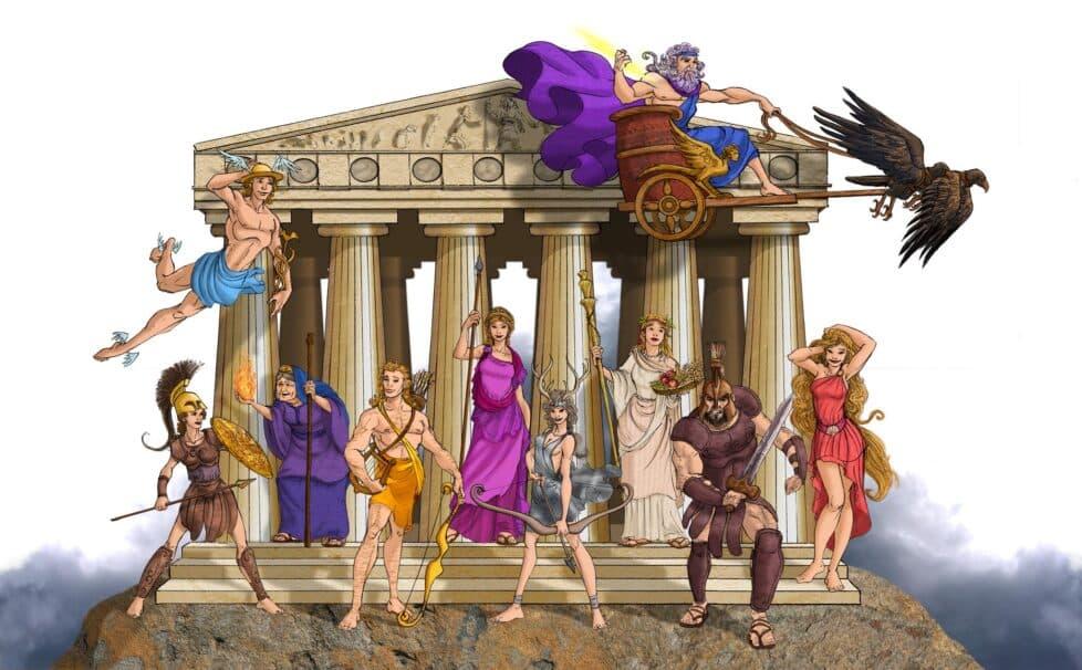Mitología griega: recursos para saber más sobre mitos y leyendas