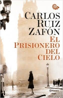 Libros Carlos Ruiz Zafón