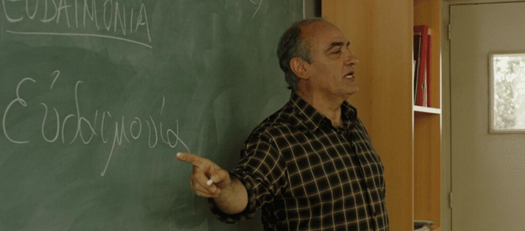 Series sobre profesores