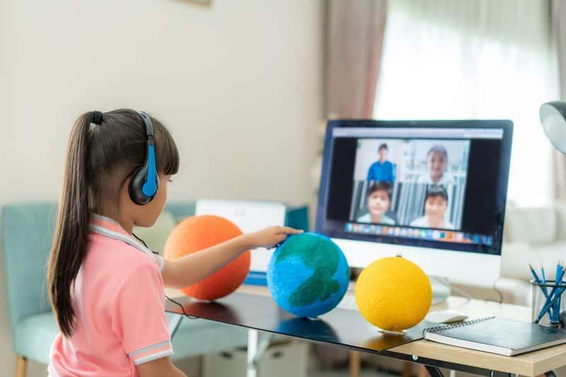 educación online en la pandemia