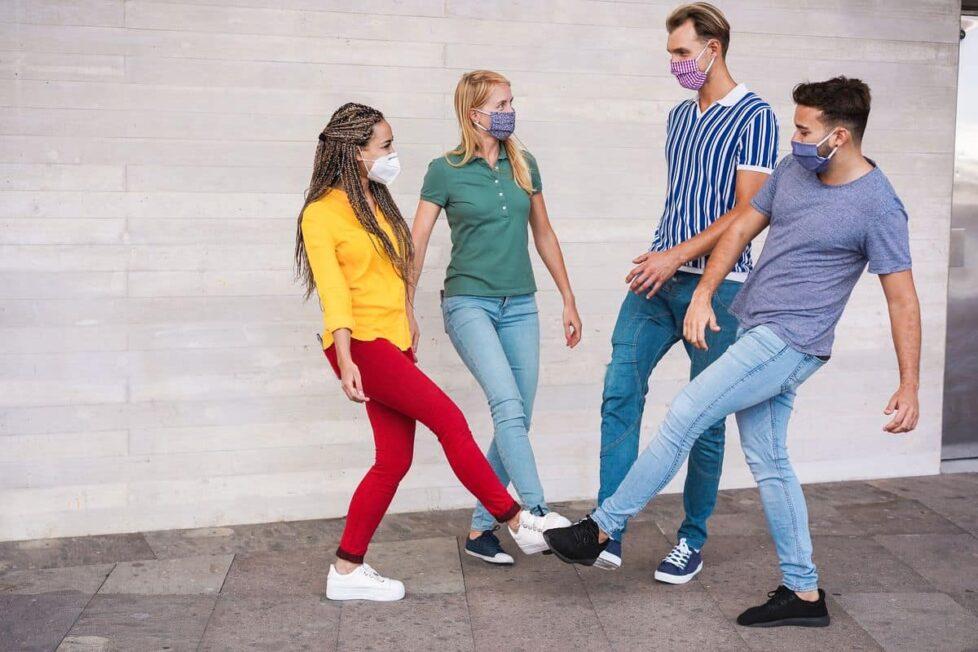 adolescentes nueva normalidad