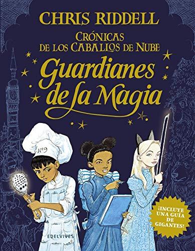 Guardianes de la magia: crónicas de los caballos de nube