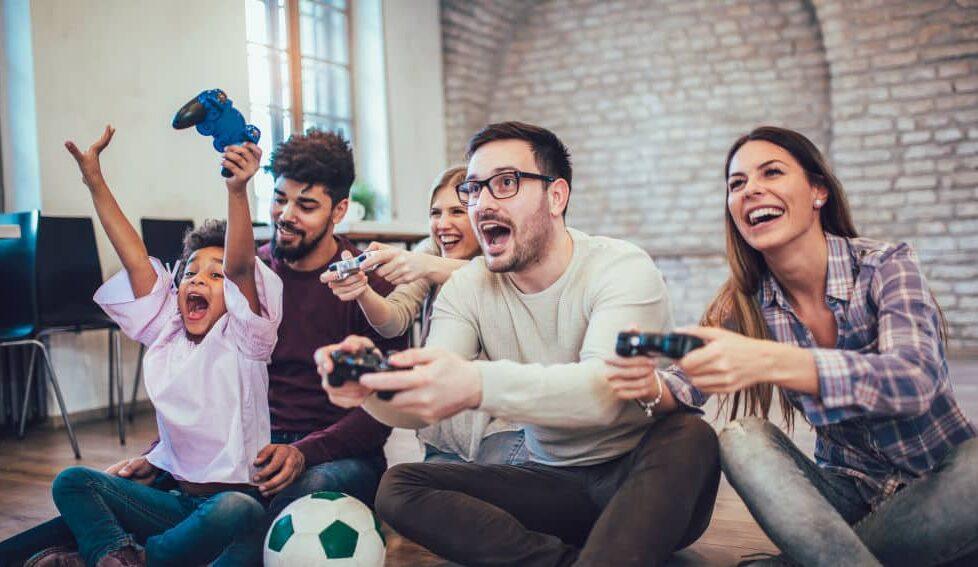 Videojuegos para divertirse