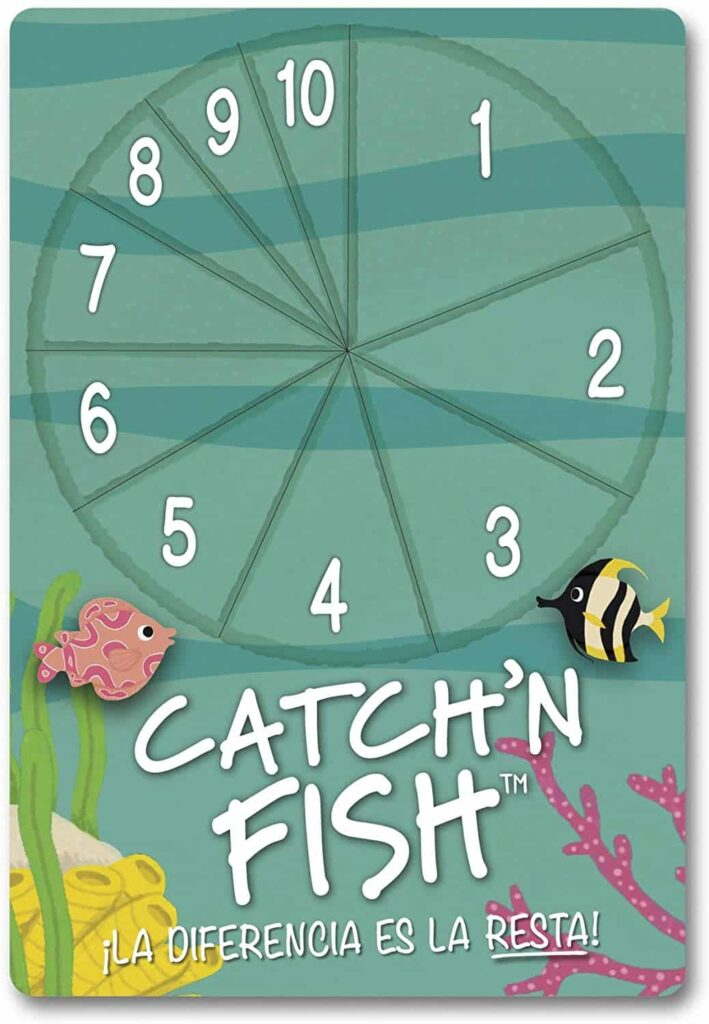Catch and fish