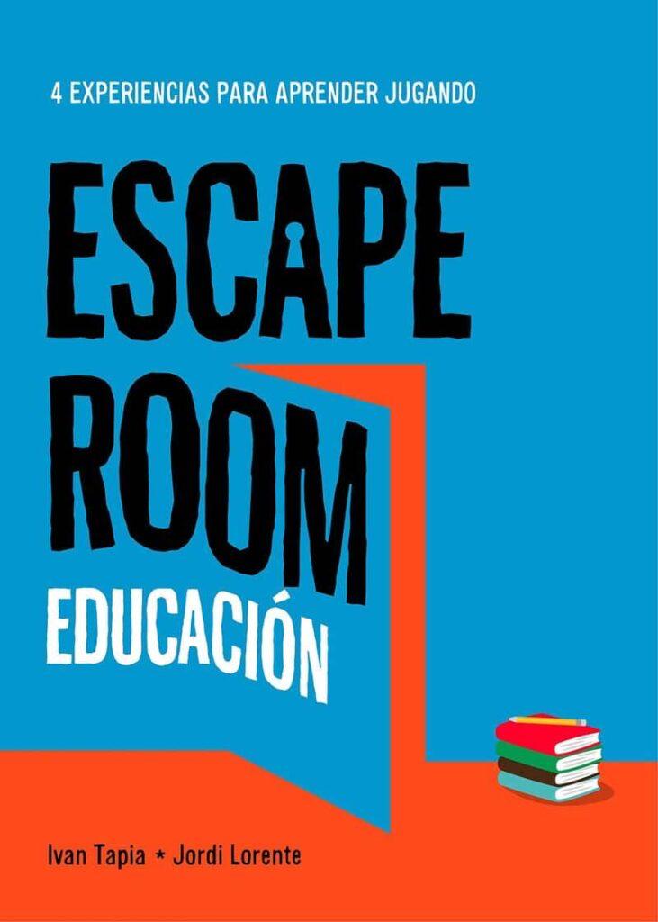 Escape room educación: 4 experiencias para aprender jugando Libros con ideas para jugar