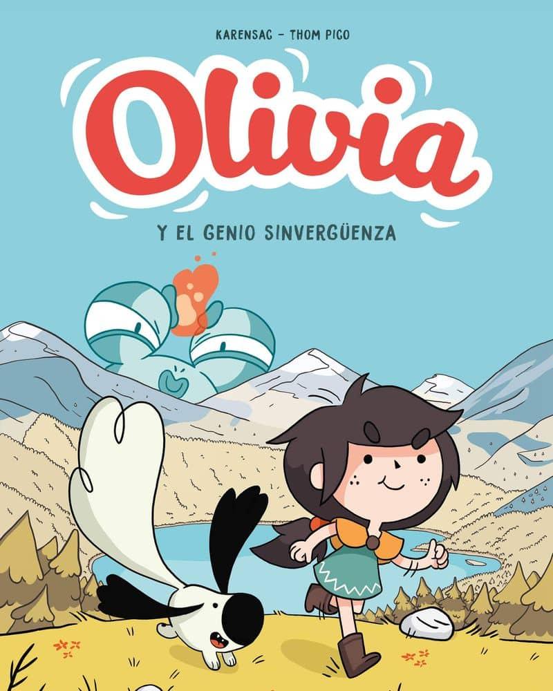 Olivia. El genio sinvergüenza