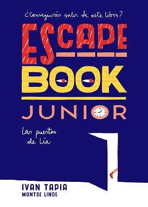 Escape Book Junior: Las puertas de Lía