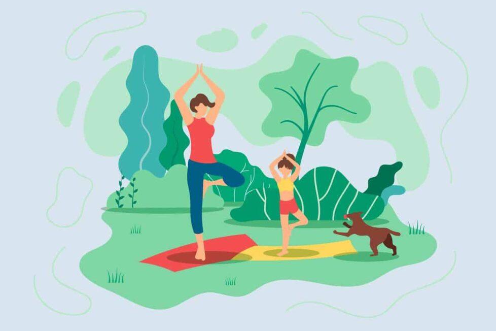 Juegos yoga y mindfulness