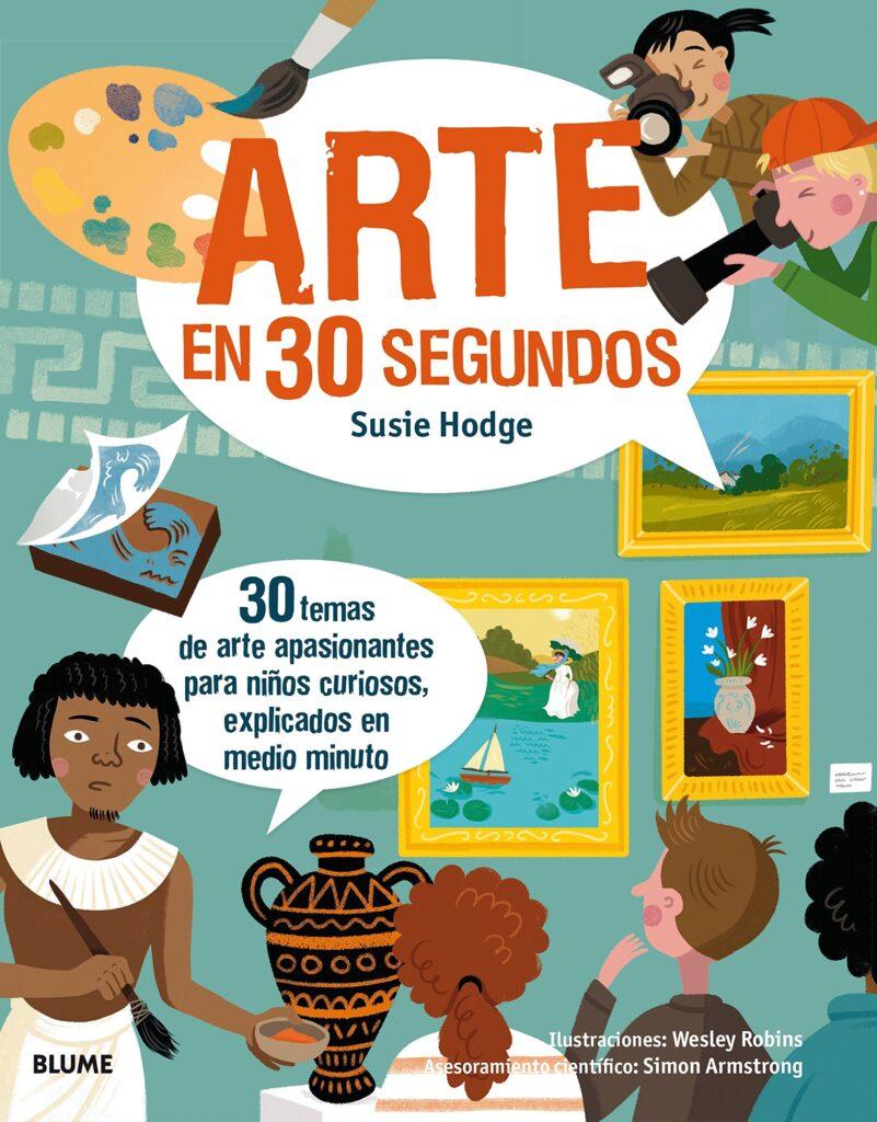 libros para enseñar arte