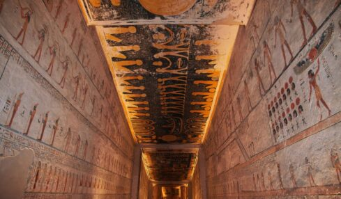 Antiguo Egipto con estos documentales