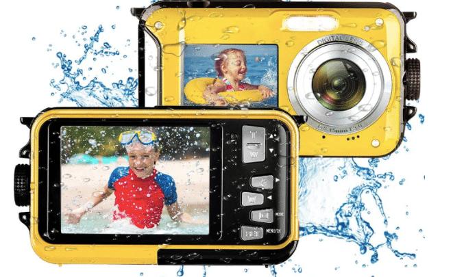 cámaras resistentes al agua
