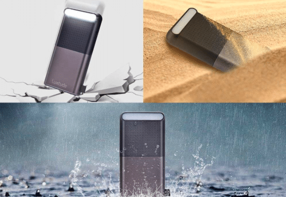 Luxtude batería externa