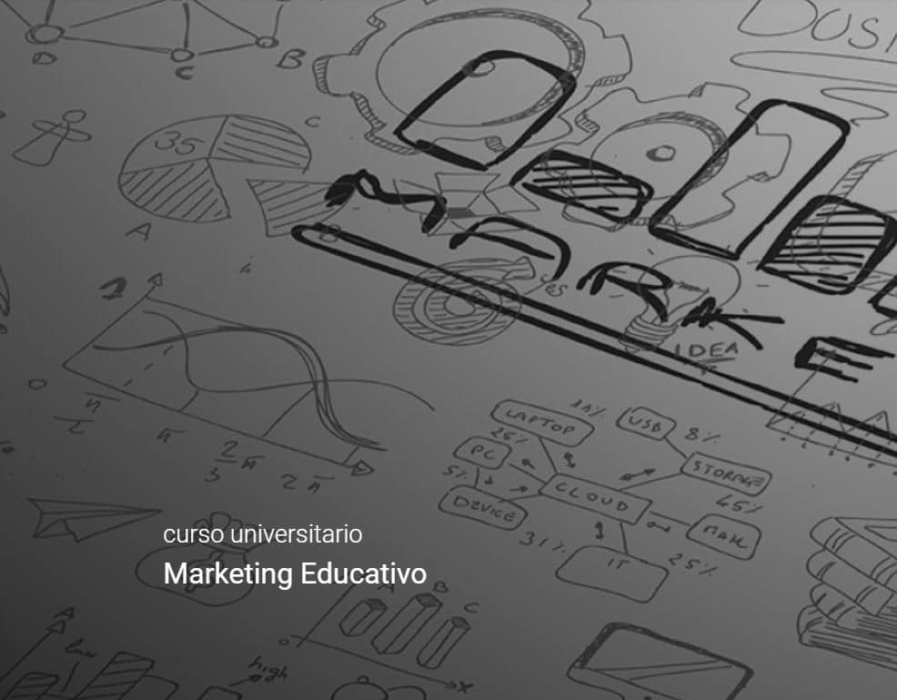 Curso Universitario de Marketing Educativo