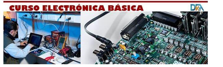 Curso de electrónica básica de DKA