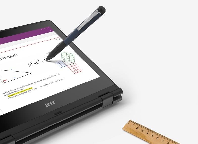Acer dispositivos aprendizaje a distancia