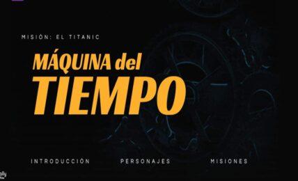 Titanic experiencia