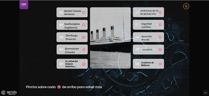 Misión Titanic