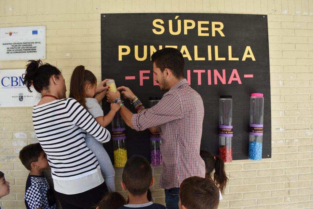 Super Puntalilla experiencia igualdad de género