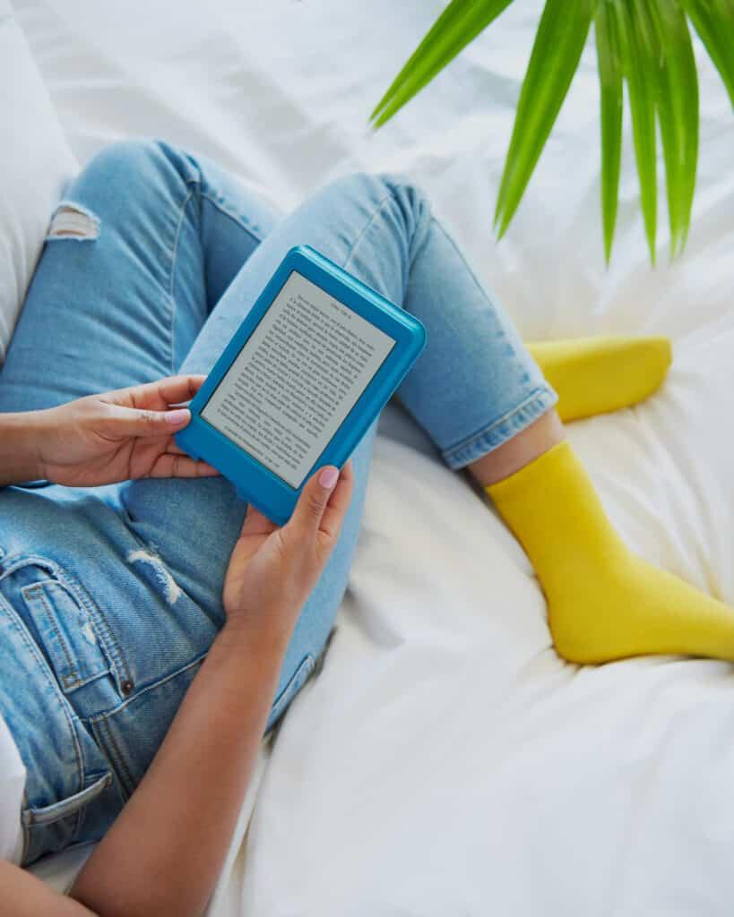 lector de libros kobo