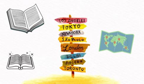 Libros viajes