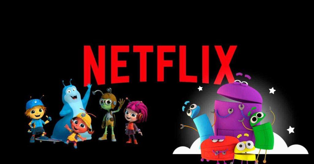 Series Netflix infantil