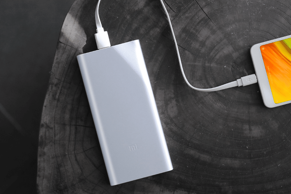 powerbanks dispositivos móviles