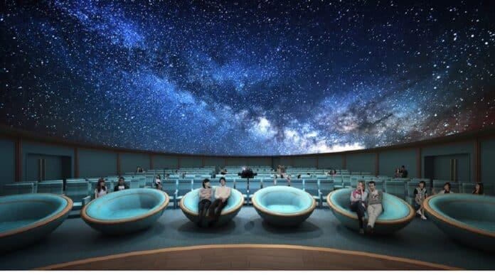 Planetarios en España