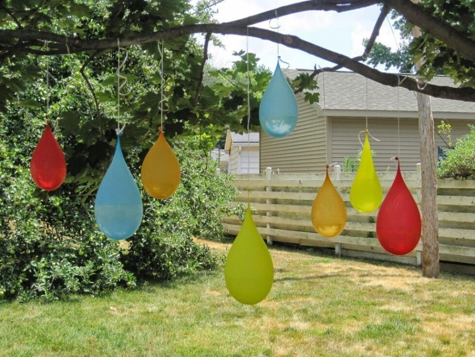 Piñata de agua