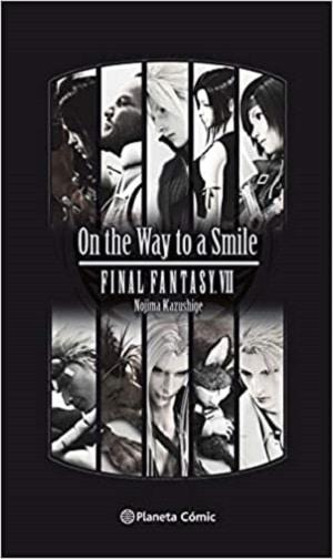 final fantasy VII - Novelas basados en videojuegos (y viceversa)