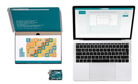 certificación oficial de Arduino Education