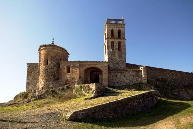 mezquita de almonaster