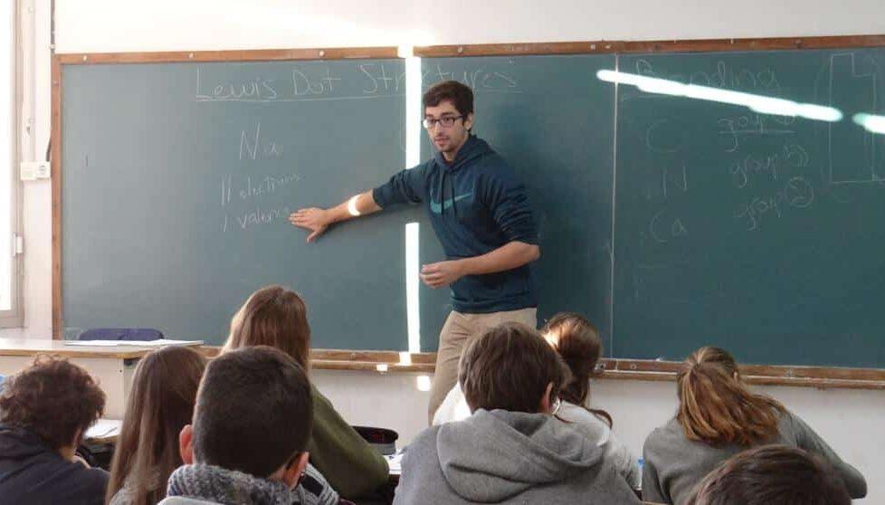 series sobre docencia
