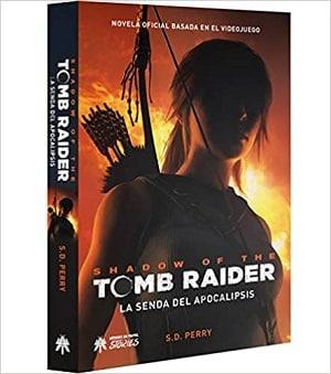 Lara croft - tomb raider - La senda del apocalipsis
