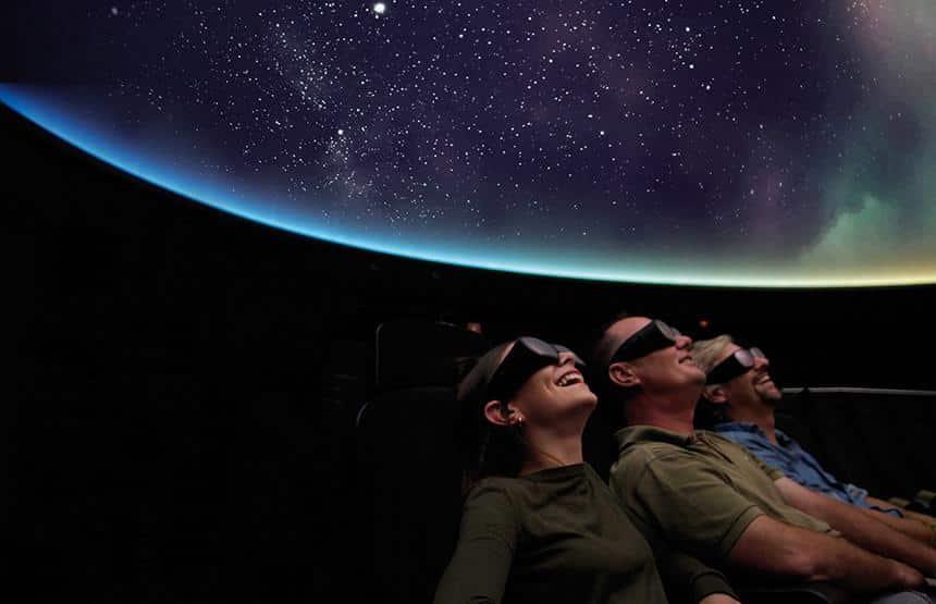 Planetario de CosmoCaixa