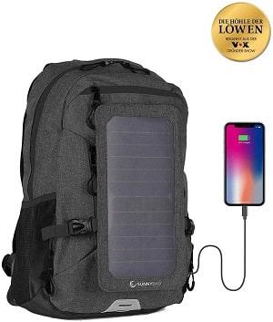 Mochilas solares sunnybag