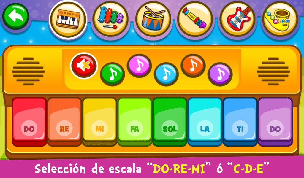 app para educación infantil