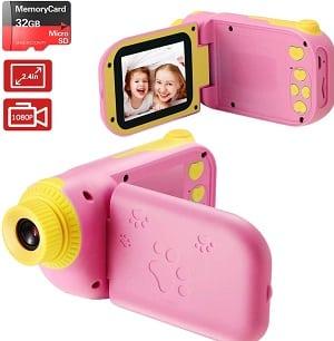 Vatenick Cámara digital para niños